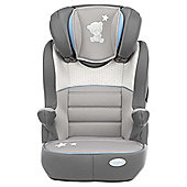Obaby Group 2-3 Highback Booster Car Seat, Tiny Tatty Teddy Grey
