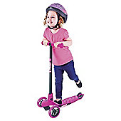 YGlider Air Scooter Pink