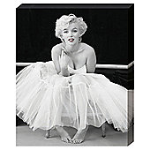 Marilyn Monroe Tutu Canvas, 60x40cm