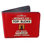 Ministry of Chaps Top Bloke Mens Wallet