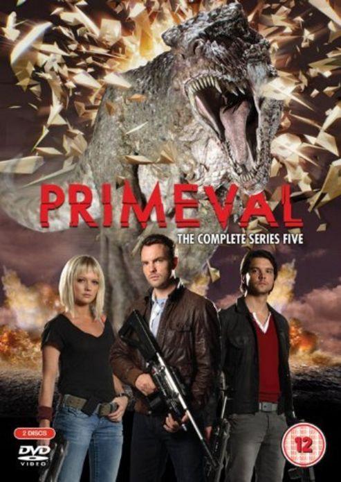 Primeval - Series 5 - Complete (DVD)