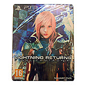 Lightning Returns Final Fantasy XIII Steelbook - PS3