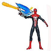 "The Amazing Spiderman 3.75"" Figure Spiderman Web Cannon"