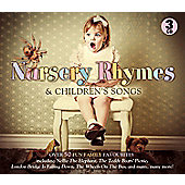 Nursery Rhymes & Children's Songs (3CD)