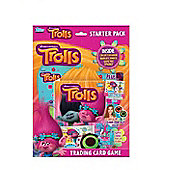 Topps Trolls Trading Card Game Starter Pack