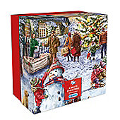 A White Christmas - 500pc Gift Box Puzzle