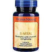 Higher Nature B-Vital 90 Tablets