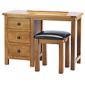 Canterbury Dressing Table With Stool
