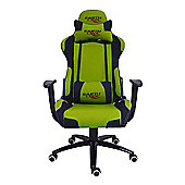 EarthCroc Professional Office Gaming Chair Y-2711 Green