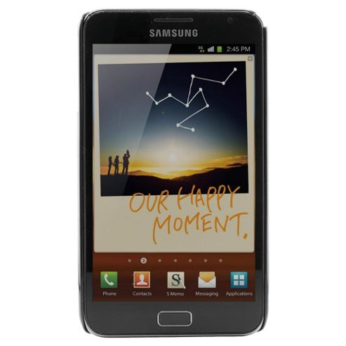 Samsung Hard Case Galaxy Note Black
