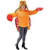 Lobster Costume. Adult