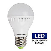 3W ES E27 LED Dusk Till Dawn Sensor Bulb Neutral White