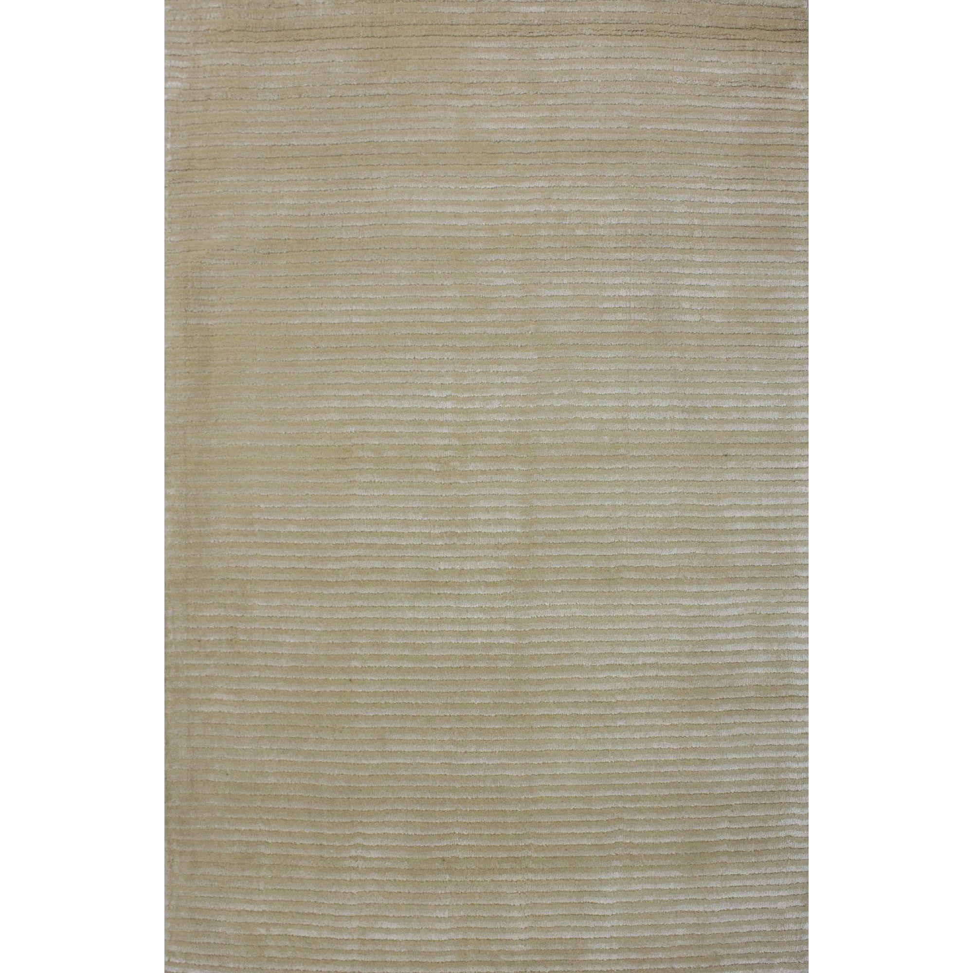 Hill & Co Jubilee Beige Stripe Rug - 240cm x 170cm (7 ft 10.5 in x 5 ft 7 in)