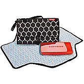 Skip Hop Pronto Baby Changing Mat - Onyx