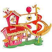Mini Lalaloopsy Silly Funhouse Park Play Set