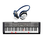 Casio LK-120 with FREE Stand and Headphones