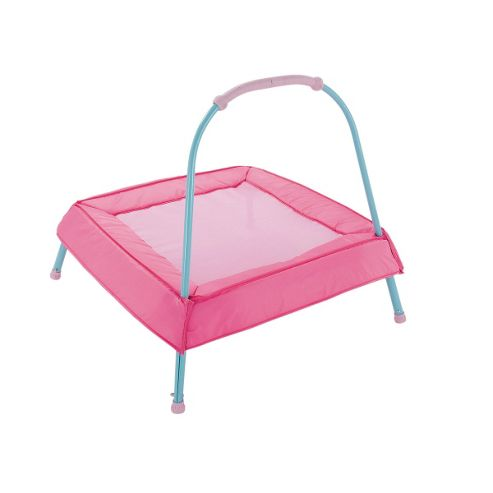 ELC Junior Trampoline - Pink
