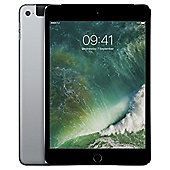 Apple iPad mini 4, 32GB with Wi-Fi/3G/4G - Space Grey