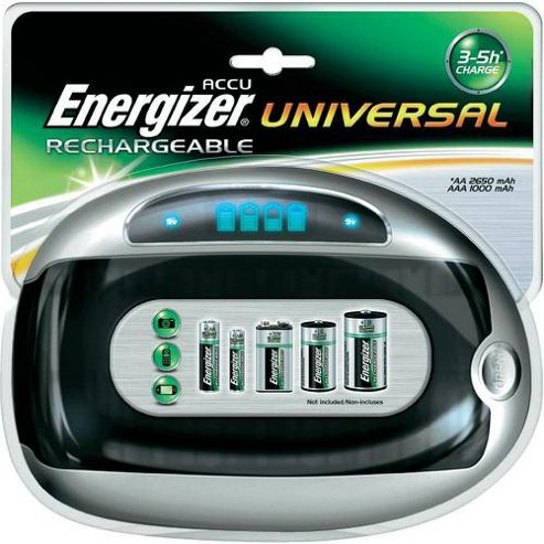 Energizer 629874 Universal Charger