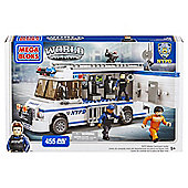 Mega Bloks World Builders NYPD Command Centre
