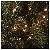 240 Christmas Microlights Clear