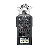 Zoom H6 Audio 6 Track Handheld Recorder