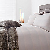 Casa Couture Modern Jacquard King Duvet Cover