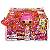 La La Loopsy Littles Silly Hair Doll Squirt Lil Top