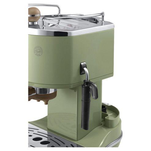 Buy DeLonghi Vintage Icona Pump Espresso Coffee Machine - Green from our Espresso Machines range ...