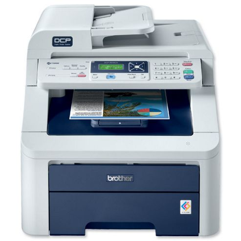 Brother DCP-9010CN Colour Multifunction Laser Printer Ref DCP9010CNZU1 CBID:96476