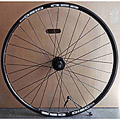 Momentum Big Foot 820/Deore 29 Disc Wheel: Rear.