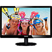 Philips V-Line 220V4LSB 22-Inch Widescreen LED Monitor