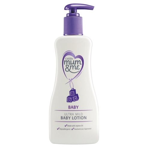 Mum & Me Baby Ultra Mild Baby Lotion 300ml