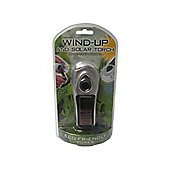 Unicom 58175 Wind Up Solar Torch