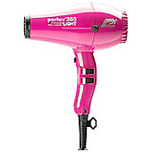 Parlux 385 Powerlight Hair Dryer Pink