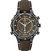 Timex Gents Premium Iq Watch T2P141