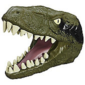 Jurassic World Velociraptor Dinosaur Head