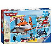 Planes 3 x 49pc Jigsaw Puzzle