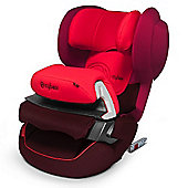 Cybex Juno-Fix Car Seat (Poppy Red)