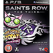 Saints Row - The Third - Professor Genki Limited Edition