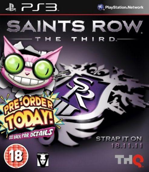 Saints Row - The Third - Professor Genki Limited Edition