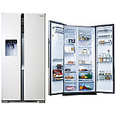 Panasonic NRB53VW2WB Side-by-Side Fridge Freezer
