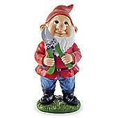 Seth the Large Garden Pruning Gnome Ornament