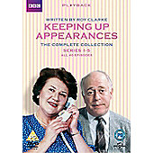 Keeping Up Appearances (DVD)