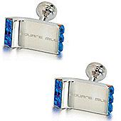 Square Mile London Warren Street Cufflinks