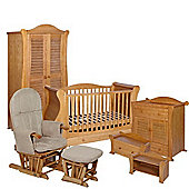 Tutti Bambini Marie 7 Piece Room Set - Old English