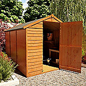 BillyOh 20 9 x 6 Windowless Rustic Overlap Apex Shed