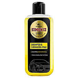 Simoniz Car Shampoo & Wax 1L