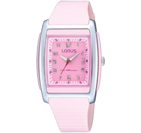 Lorus Ladies Sports Strap Watch RRX89CX9