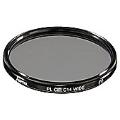 Hama Polarising Filter circular 58.0 mm C14 coated